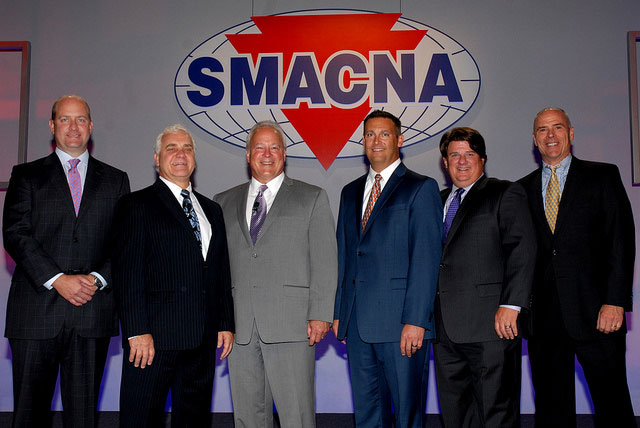 SMACNA Executive Committee – Jack Knox Elected Secretary/Treasurer