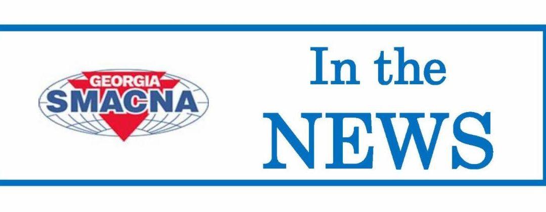Congratulations SMACNA 2020 Safety Excellence Award Winner